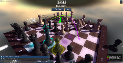 Openchess View Topic Play 3d Chess Online